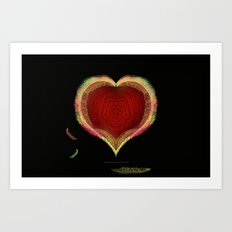 Cupids Nest 033 Art Print