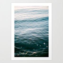Water Series - Cape May, NJ Art Print