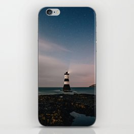 Evening Lighthouse iPhone Skin