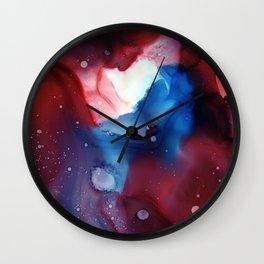 Deep Space 2016 Wall Clock