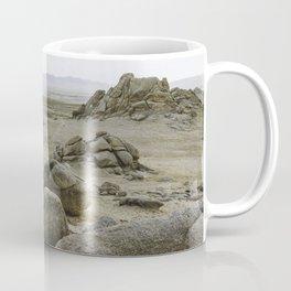 Somewhere in the Gobi Desert Coffee Mug