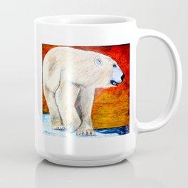 Summer of the Polar Bear Coffee Mug