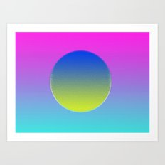 VOID[001] Art Print