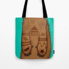 The Bear Yuri Tote Bag