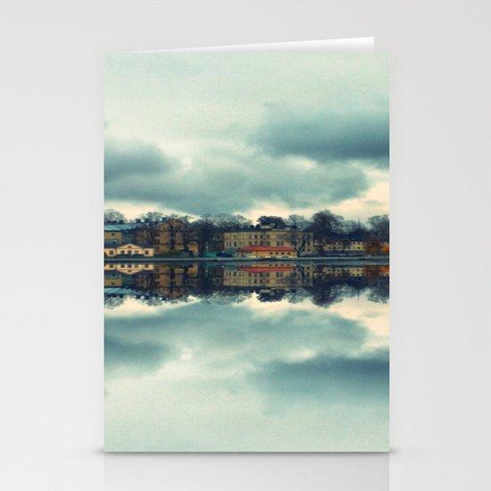 Stockholm upside-down Stationery Cards