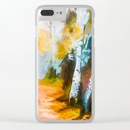 the way Clear iPhone Case
