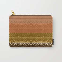Desert Plateau Tread Plate Carry-All Pouch