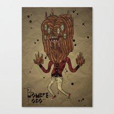 the Werewolf Canvas Print