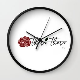 Words we say Wall Clock