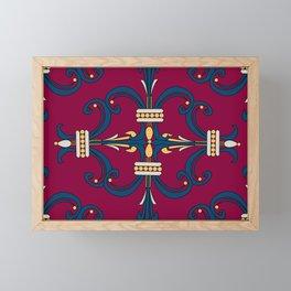 Royal Lilly Framed Mini Art Print