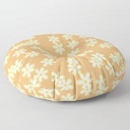 Mod Daisy Floor Pillow