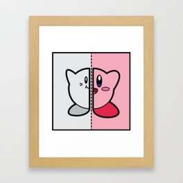 Old & New Kirby Framed Art Print