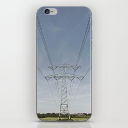 Electric Summer iPhone Skin