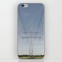 Electric Summer iPhone Skin