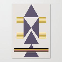 Trekëndësh Canvas Print