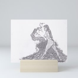 Witchy Woman Mini Art Print
