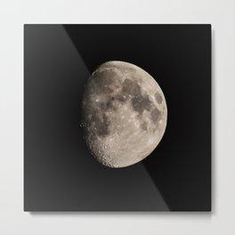 Just A Rock In Space Metal Print