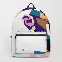 wpap mahatma gandhi Backpack