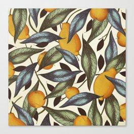 Lemons, Oranges & Pears Leinwanddruck
