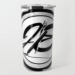 Jorden Estes Art Travel Mug