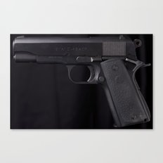 M1911, Made in China Canvas Print