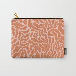 Abundance | Orange & Pink Carry-All Pouch