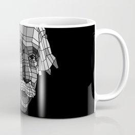 EINSTEIN POLYGON MESH Coffee Mug