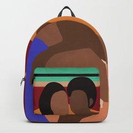Moon Lovers #art print#illustration  Backpack