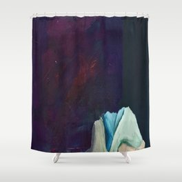 A failing trek to Happiness  Shower Curtain