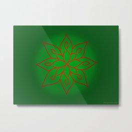 Christmas Artwork #11 (2018) Metal Print