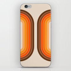 Tan Tunnel iPhone & iPod Skin