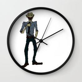 Thomas Leprunaud Wall Clock