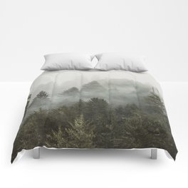Adventure Times - Nature Photography Comforters