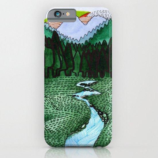 Landscapes / Nr. 2 iPhone & iPod Case