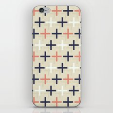 Midcentury Pattern 04 iPhone & iPod Skin