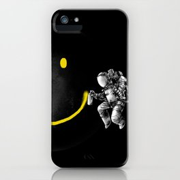 Smile Space iPhone Case
