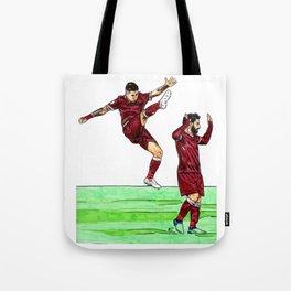 Bobby and Mo Tote Bag