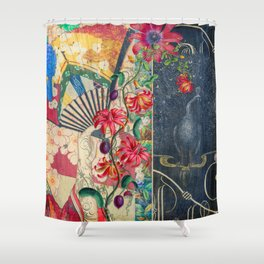 Koi no Yokan, Inevitable Love Shower Curtain