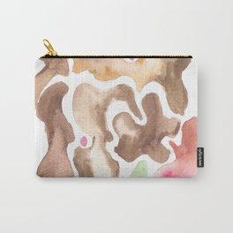 170623 Colour Shape Watercolor 22 Carry-All Pouch