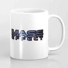 Mass effect - Space , Female Shepard  Coffee Mug