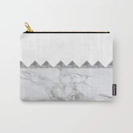 Adoring Grey Carry-All Pouch