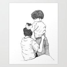 sydney show Art Print