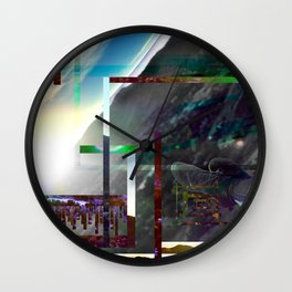 What I See Wall Clock