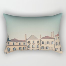 designated town of art and history ... Rectangular Pillow