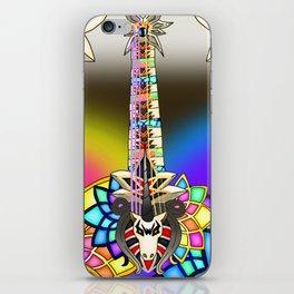 Fusion Keyblade Guitar #10 - Unicornis' Keyblade & Combined Keyblade iPhone Skin