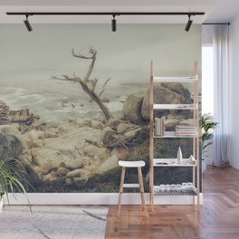Ghost Tree Wall Mural
