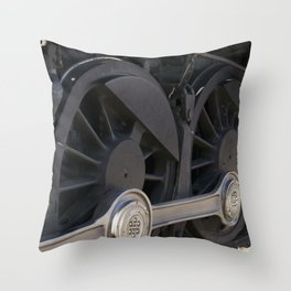 Strasburg Railroad Series 8 Throw Pillow