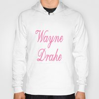 minaj Hoodies featuring Never F'd Wayne by Sincere