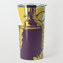 old grenade Travel Mug