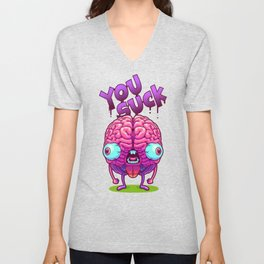 Neurotic Jerk Unisex V-Neck
